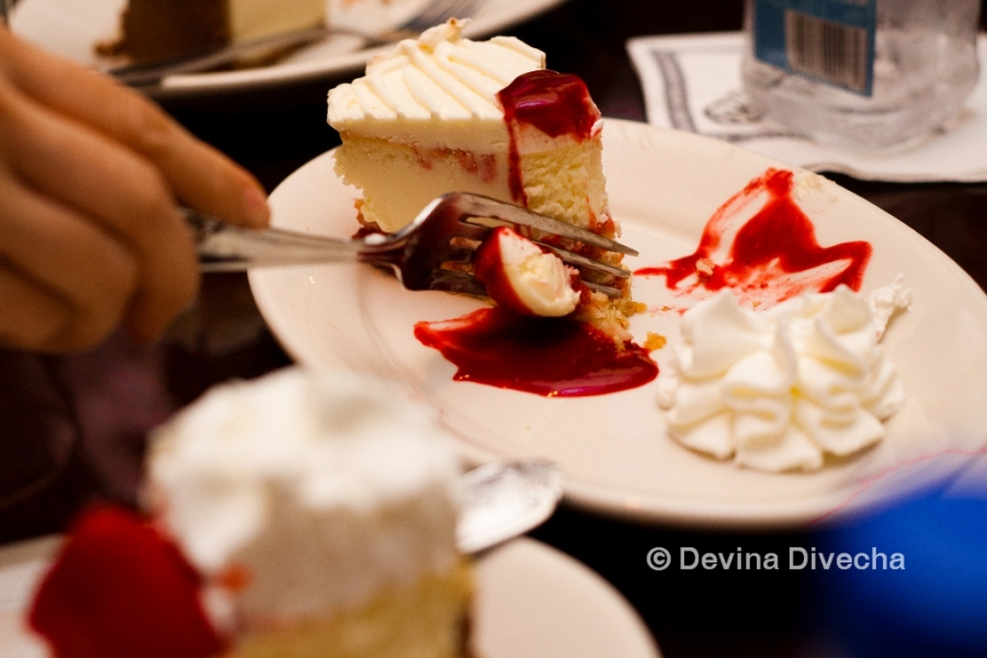 The Cheesecake Factory lands in Dubai