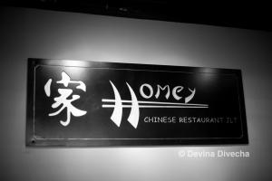Homey Chinese JLT logo