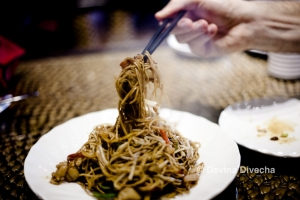 Singapore noodles Homey Chinese JLT