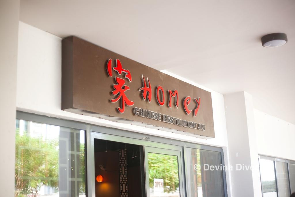 Homey Chinese JLT