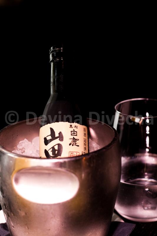 Sake at Okku