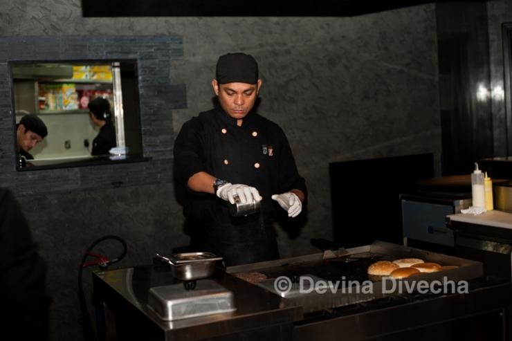 Burger360 chef