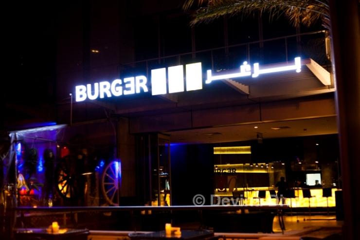 Burger360 exterior